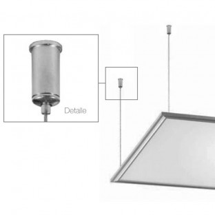 KIT ACCESORIOS PANEL LED COLGANTE 4 UD.