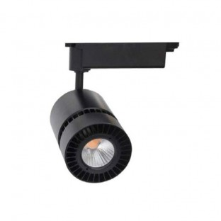 Proyector Carril Led Vento 30W Negro