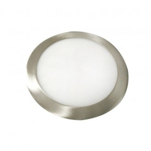 Downlight Led Extrafino 18W Niquel