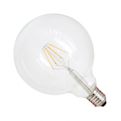 Bombilla led Filam Globo 6W 95X140mm